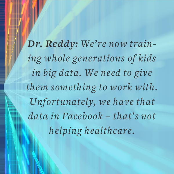 Pull Quote by Bobby Reddy